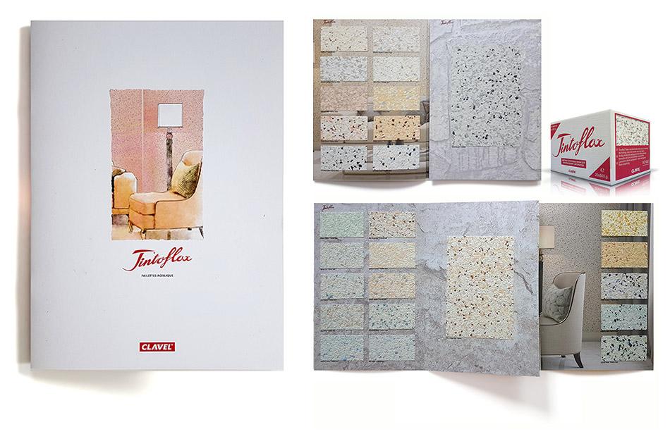 Каталог флоковых покрытий Tintoflox
