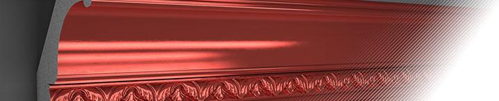 Metaline Cuprum - декоративная водная краска с эффектом металлик с медным отблеском