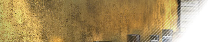 Metaline Gold - краска с эффектом металлик с золотым блеском - Clavel