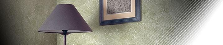 Акцент - декоративное покрытие на основе белых гранул для создания эффекта старинных стен