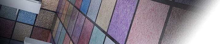 Lux Decor - жемчужное мультиколорное покрытие с эффектом искусственно потертых стен и жемчужного перелива цветов
