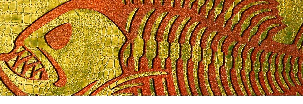 """Коллекция трафаретов """"Водная стихия"""" для создания декоративных панно толщиной 2 и 8 мм"""