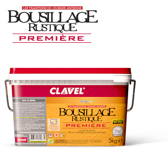 Bousillage Premiere - специальный праймер для декоративного покрытий Bousillage