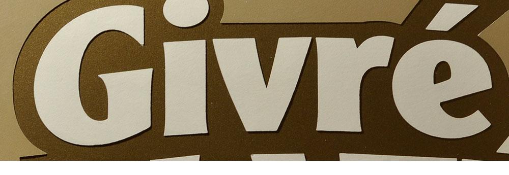 """Коллекция трафаретов """"Брэнды"""" для создания декоративных панно толщиной 2 и 8 мм"""