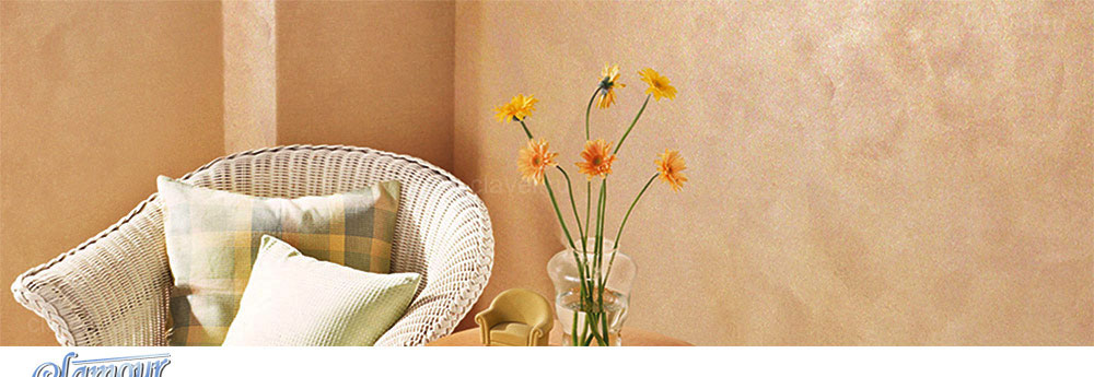 Glamour - декоративная краска с микрокристаллами с эффектом жемчужного блеска и искристого свечения