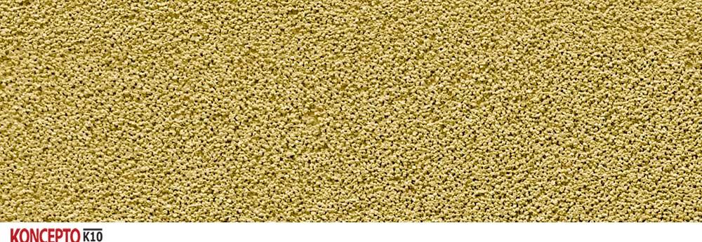 Koncepto K10 - фасадная «камешковая» штукатурка с зерном 1 мм.