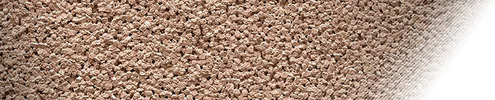 Koncepto K20 - фасадная «камешковая» штукатурка с зерном диаметром 2 мм.