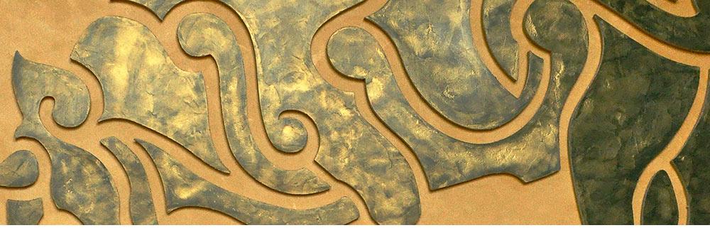 """Коллекция трафаретов """"Земля"""" для создания декоративных панно толщиной 2 и 8 мм"""