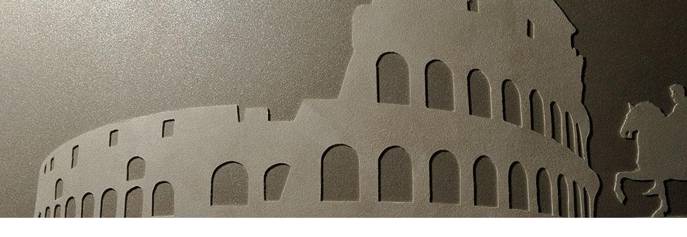 """Коллекция трафаретов """"Города и страны"""" для создания декоративных панно толщиной 2 и 8 мм"""