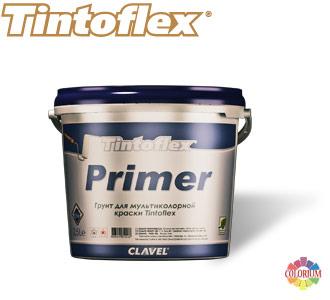 Tintoflex Primer - специальный праймер для напыления мозаичной краски Tintoflex