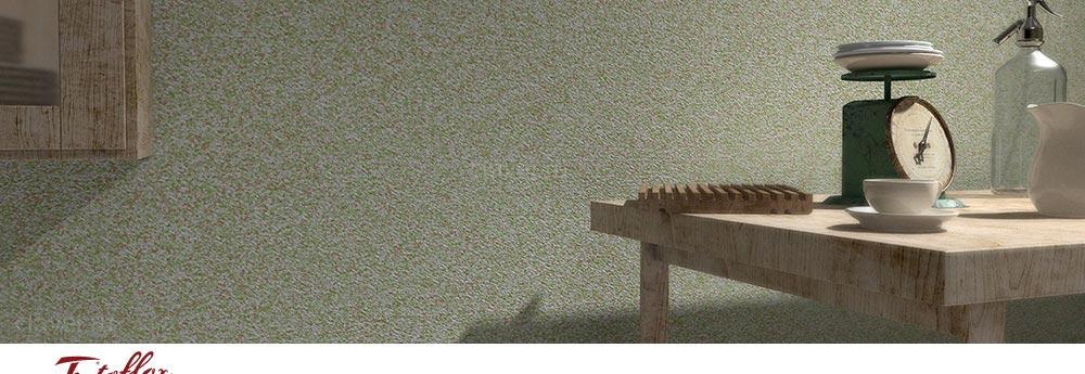 Tintoflox Mini -  флоковые покрытия на основе акриловых флоков 1 мм для декорирования интерьеров.
